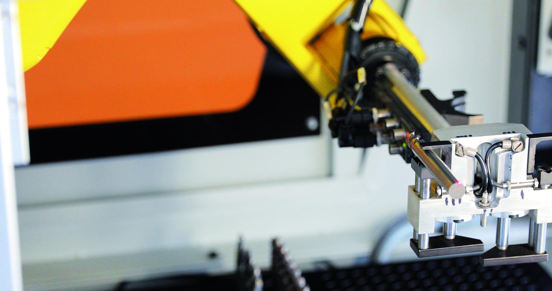 Neue Ära der Automatisierung: Fertigung von Schneidwerkzeugen