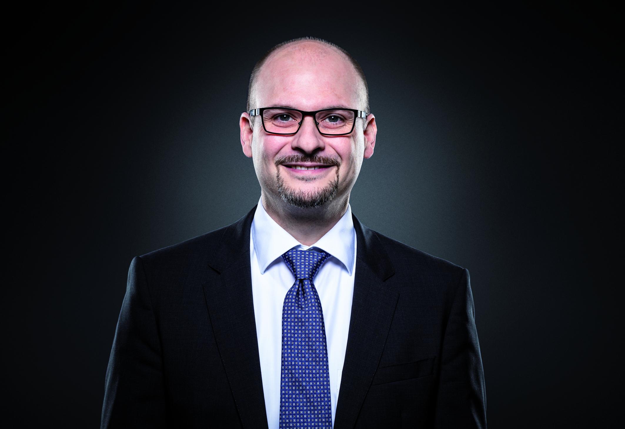Markus Horn, Geschäftsführer der Paul Horn GmbH