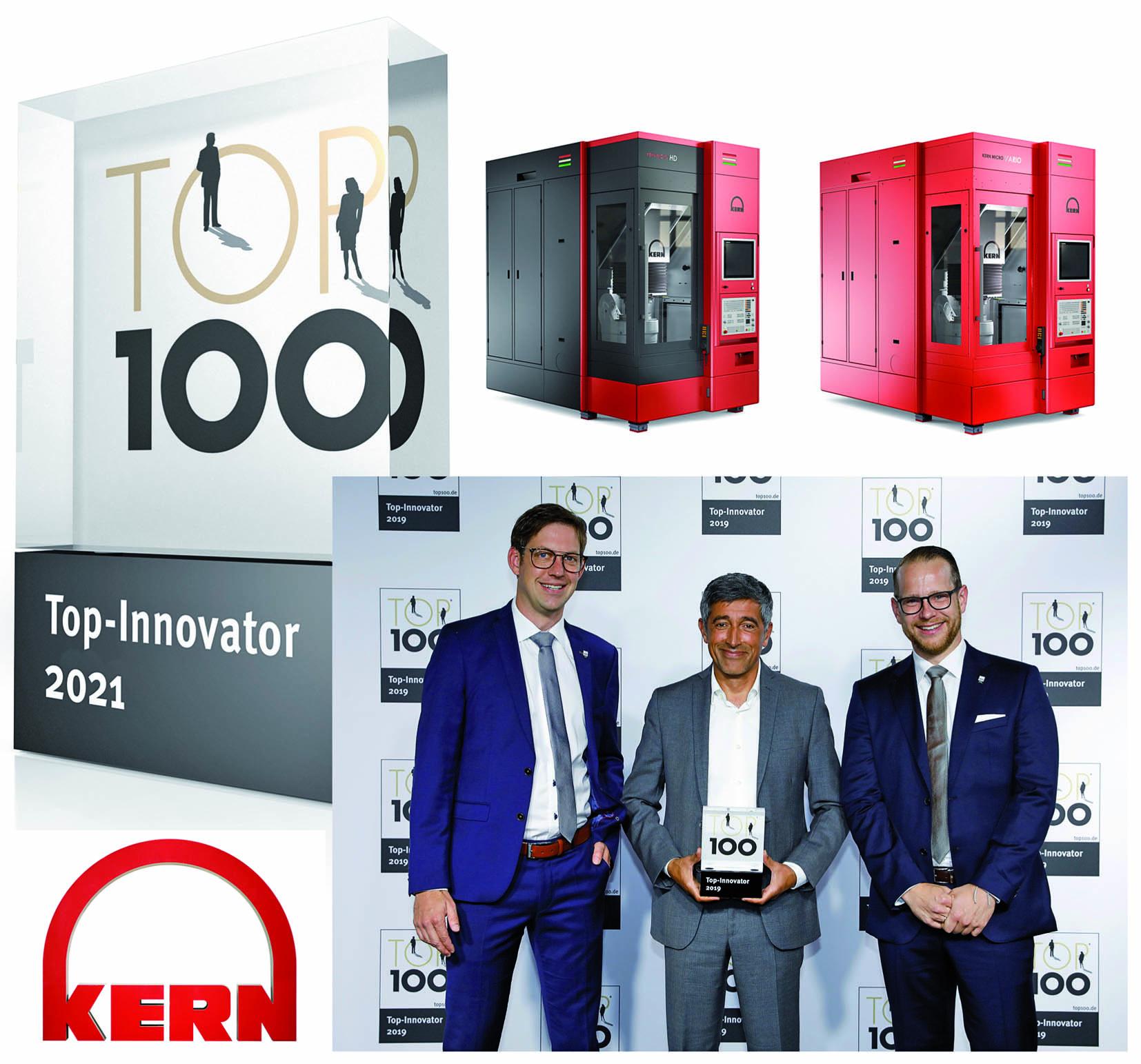 Kern erneut Gewinner bei TOP 100
