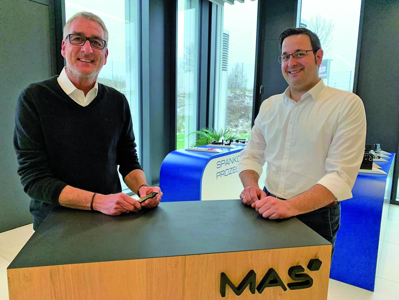 MAS und HB microtec kooperieren