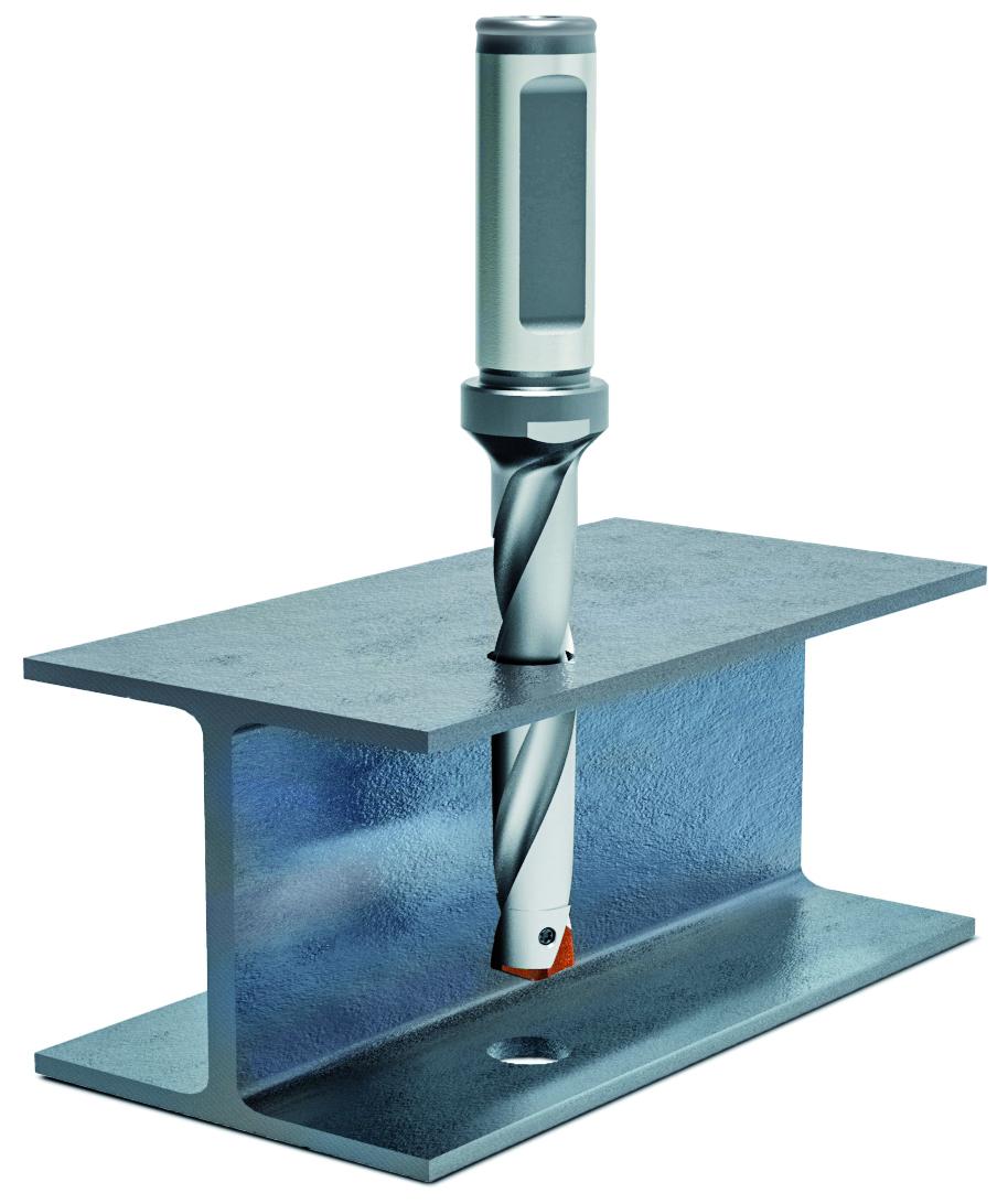 Stahlträger wirtschaftlich und prozesssicher bearbeiten